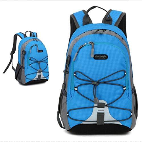 Qiuday Laptop Notebook Rucksack Daypack Schulrucksack Backpack Multifunktion Business Taschen Freizeit Arbeits Schultasche,für Herren Männer Schüler Reise Trekking Für Outdoor Mini Ultraleicht