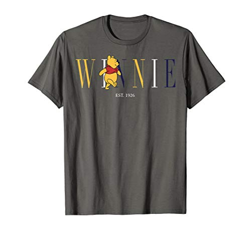Disney Winnie The Pooh Bear Title 1926 T-Shirt T-Shirt