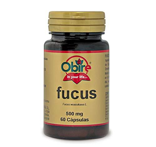 Fucus 500 mg. 60 cápsulas