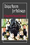 Unique Decors for Halloween: 6 Creepy Dolls Everyone'll be Scared: Creepy Dolls for Halloween (English Edition)