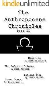 The Anthropocene Chronicles 2巻 表紙画像