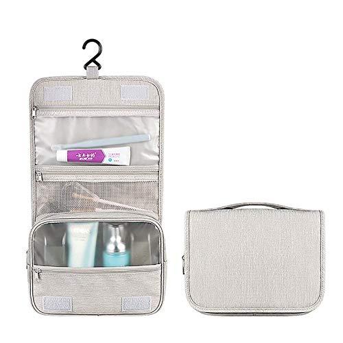 CHENSQ Bolsa cosmética portátil, Bolsa cosmética de Viaje, Bolsa cosmética Impermeable, Bolsa cosmética portátil (para Maletas y Equipaje de Mano)