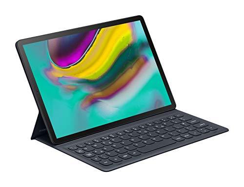 Samsung Book Cover Keyboard Folio Case for Samsung Galaxy Tab S5e - Black