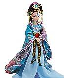 Décoration Orientale, poupée décorative de Table avec Coiffure exquise de poupée, Figurine Chinoise pour la décoration de la Maison, cadeau femme, cadeau saint valentin