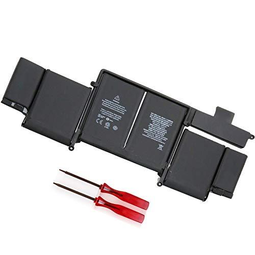 A1494 A1618 Laptop Battery for MacBook Pro 15 inch Retina A1398 Late 2013 Mid 2014 Early 2015 Version, MGXC2 MGXA2 ME293 ME294 MJLQ2 MJLT2 MJLU2