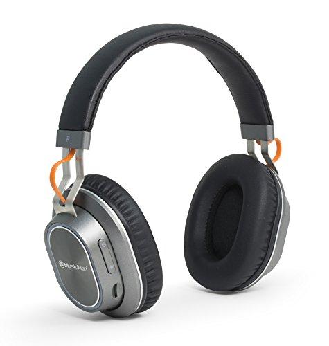 MusicMan 4734 Bluetooth Over-Ear Kopfhörer LED Style BT-X33 schwarz