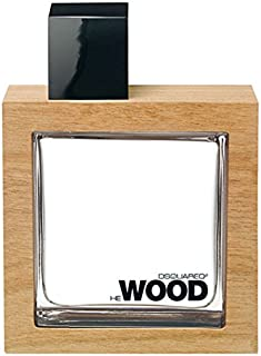He Wood FOR MEN by Dsquared2 - 3.4 oz EDT Spray