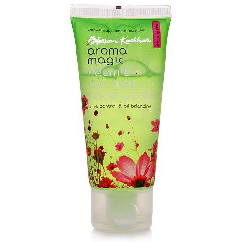 Aroma Magic Face Wash Neem & Tea Tree 50ml by Aroma Magic