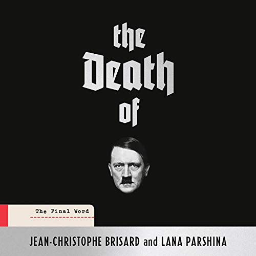 The Death of Hitler audiobook cover art