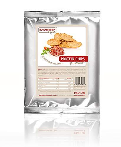 Konzelmanns Original - Protein Chips BBQ - 1 x 30g