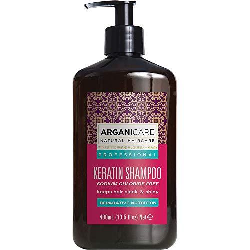 pas cher un bon Arganicare Rejuvenating Nutrition Shampoo-Tous les types de cheveux-400 ml.