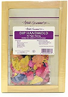 Arnold Grummer39;s Dip Handmolds for Paper Making 5.5-inchx8.5-inch medium