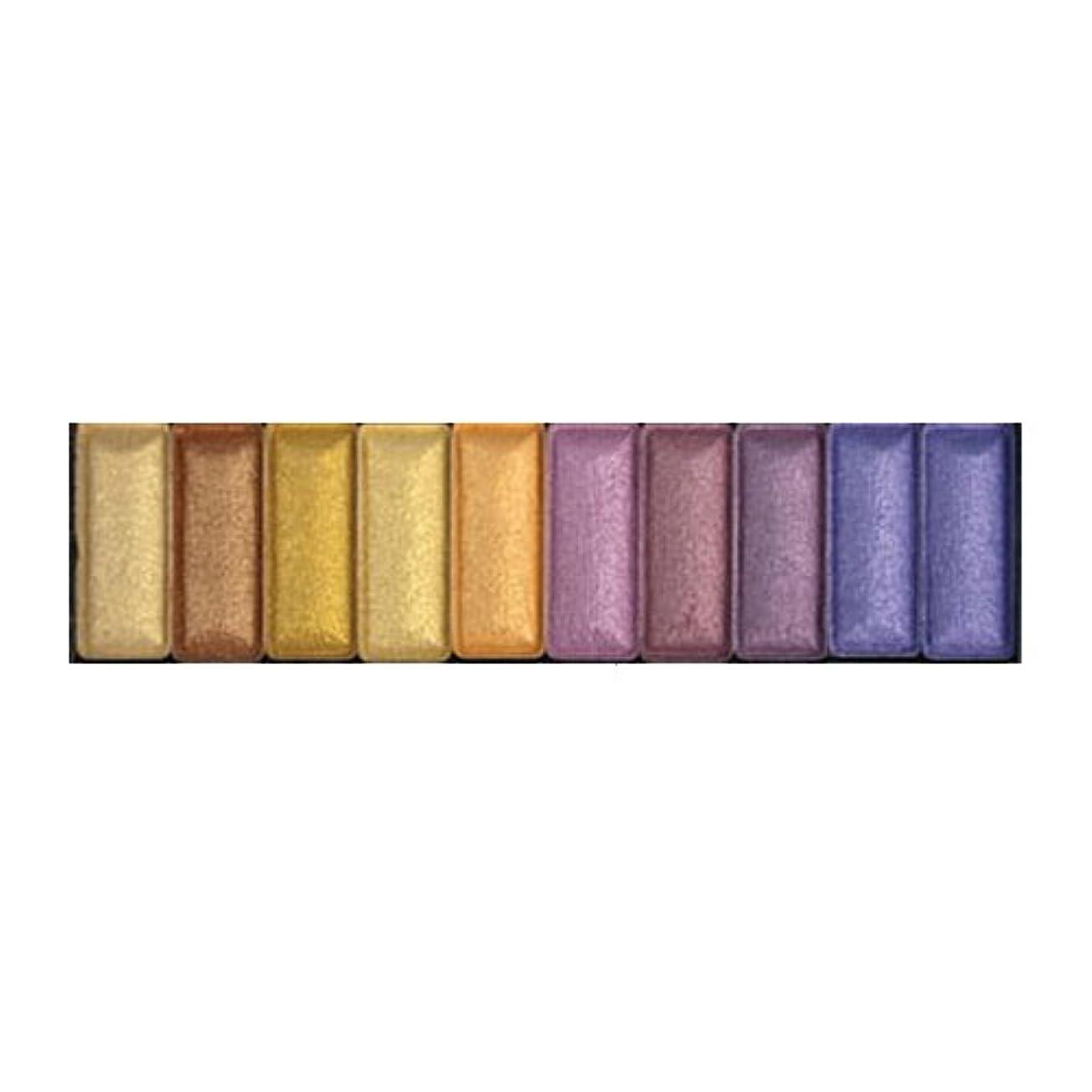 国民読書LA GIRL High Definition 10 Color Palette - Nightlife (並行輸入品)