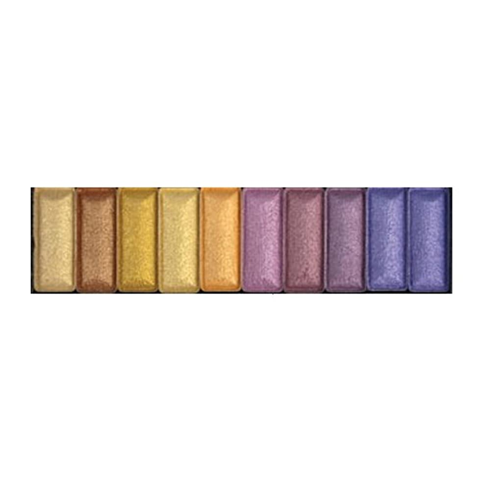 故意のそれに応じて慢(3 Pack) LA GIRL High Definition 10 Color Palette - Nightlife (並行輸入品)