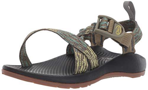 Chaco unisex child Suntrail Sneaker Sport Sandal, Drift Hunter, 3 Big Kid US