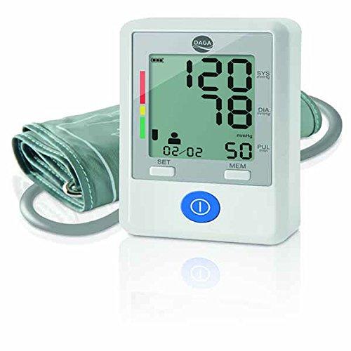 Daga pm-145 bloeddrukmeter voor de bovenarm, compact