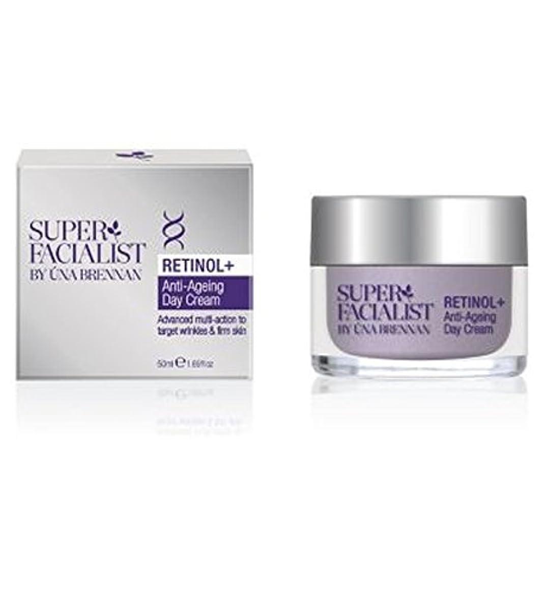 振幅警告する肌寒いSuperfacialistレチノールデイクリーム50ミリリットル (Superfacialist) (x2) - Superfacialist Retinol day cream 50ml (Pack of 2) [並行輸入品]