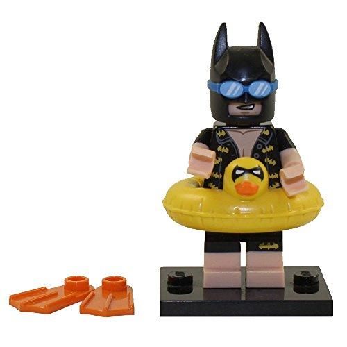 LEGO Batman Movie Series 1 Collectible Minifigure - Vacation Batman (71017)