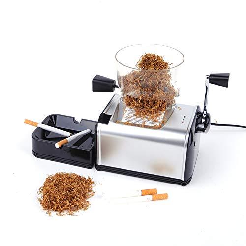 Dlovey Máquina De Laminación De Tabaco Máquina De Inyección De Cigarrillos Eléctrica Automática con Tolva Transparente
