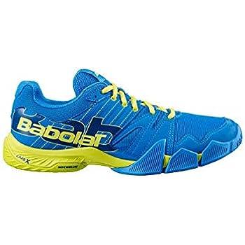 Babolat PULSA Azul Amarillo 30S20689 4055: Amazon.es: Deportes y ...