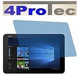 4ProTec I 2X GEHÄRTETE ANTIREFLEX matt Bildschirmschutzfolie für Asus Transformer Mini Book T102H / T102HA Displayschutzfolie