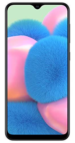 Samsung Galaxy A30s (Prism Crush Black, 4GB RAM, 128GB Storage)