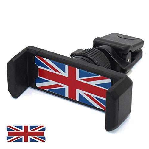 YaaGoo - Soporte de teléfono inteligente para Mini Cooper R50 R52 R53 (Union Jack)