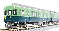 グリーンマックス Nゲージ 京阪2400系 2次車・未更新車 7両編成セット 動力付き 30428 鉄道模型 電車