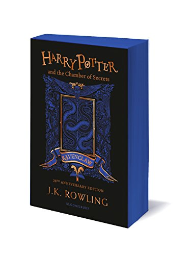 H. P. And The Chamber Of Secrets. Ravenclaw Edition: J.K. Rowling (Ravenclaw Edition - Blue): 2 (Harry Potter, 2)