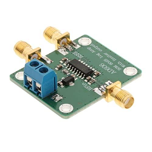 Colcolo Amplificador logarítmico AD606 con Salida de limitador 80dB Amplificador de Registro de Detector logarítmico 50MHz