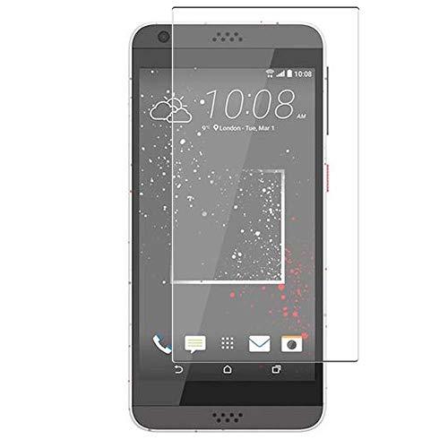 Vaxson 4 Stück Schutzfolie, kompatibel mit HTC Desire 530 630, Bildschirmschutzfolie TPU Folie Displayschutz [nicht Panzerglas Hülle Hülle ]