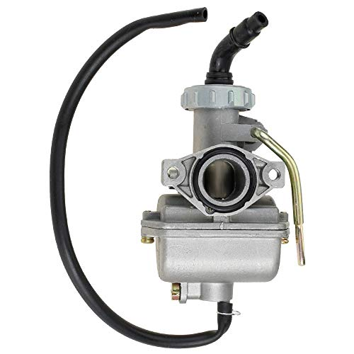 HIAORS ATV Carburetor PZ20 for Coolster 125cc TaoTao ATA125 NST SunL Kazuma Baja 125cc Loncin engin50cc 70cc 90cc 110cc 125cc SSR Pitster Chinese Dirt Bikes Go Karts Carb Quad 4 Wheeler kids atv Parts