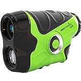 Pro Vision Golf Rangefinder with Slope, 8X Zoom, 800 Yards - Waterproof Range Finder for Golfers with 3 Modes, Adjustable Lens - Golf Distance Measuring Device - Premium Golf Gear