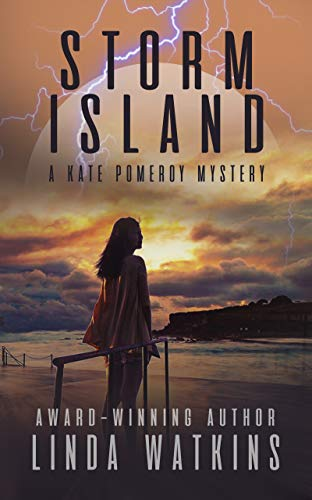 Storm Island: A Kate Pomeroy Mystery (The Kate Pomeroy Gothic Mystery Series Book 1)
