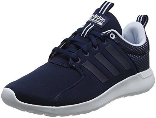 Adidas CF Lite Racer W, Scarpe Running Donna, Blu Conavy/Aerblu 000, 38 EU