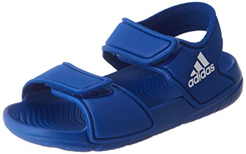 adidas Unisex-Baby AltaSwim Sandal, Team Royal Blue/Footwear White/Team Royal Blue, 24 EU
