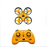 IRONQUAD BumbleB Best Drone Gift for Kids & Beginners! Easy, Durable, and U.S. Customer Support with Auto Hovering, 3D Flip Mode, 3 Speed Control, RC Controller, and 2 Batteries!