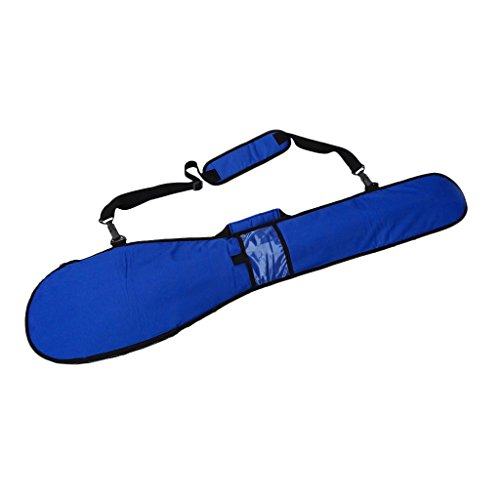 Bolsa para Remos de Kayak, Impermeable y Resistente al Desgaste - Azul