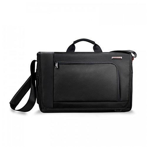 Briggs & Riley Verb-Dispatch Messenger Bag, Black, One Size