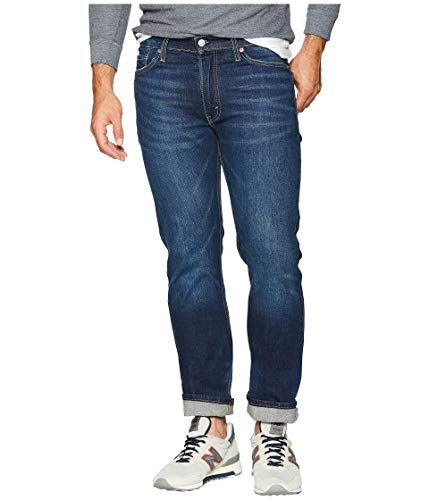 Levi's Men's 513 Slim Straight Fit Jean, Ducky Boy - Stretch, 30 30