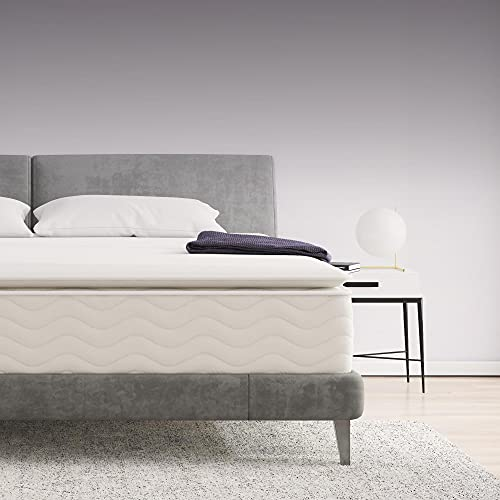 Signature Sleep Contour Hybrid 12' Independently Encased Coil Memory Foam Pillow-Top Mattress, Bed-in-a-Box, King