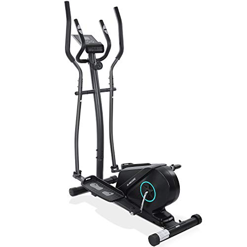 MaxKare Elliptical Machine for Home Use Magnetic Elliptical Exercise Machine Trainer...