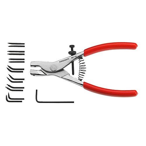 Facom 467–Kit de pinces et d'embouts pour rondelles