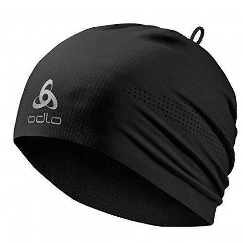 Odlo Hat Move Light Hats Black FR: Taille Unique (Taille Fabricant: -)