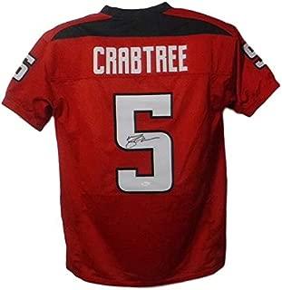 texas tech crabtree jersey