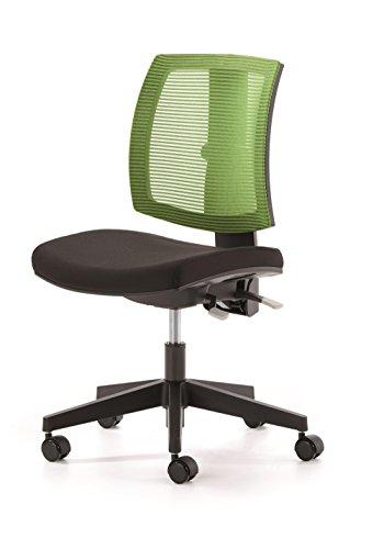 Mayer Drehstuhl, Mikrofaser, grün, One Size