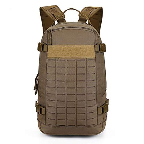 FYDT Rucksack Modularer taktischer Militärrucksack Militärrucksack für Camping Wandern Outdoor Reisen Jagd Militär-Khaki