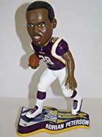 Forever Collectibles Adrian Peterson Minnesota Vikings 2013 Pennant Base Bobblehead