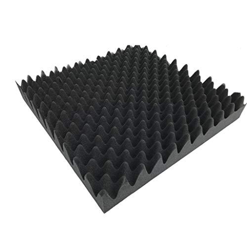 Z-XIYIN kantoor geluidsabsorberend katoen, vochtbestendig vlambescherming Acoustic Panelen zwart verdikt geluidabsorberend katoen
