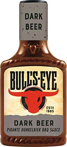 Bull's-Eye - Dark Beer BBQ-Sauce - 300ml
